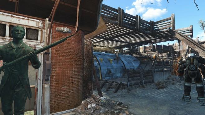 Fallout 4: Settlements ©Bethesda/Reddit/Tripper1