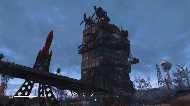 Fallout 4: Settlements ©Bethesda/Reddit/