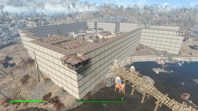 Fallout 4: Settlements ©Bethesda/Reddit/KaiHong