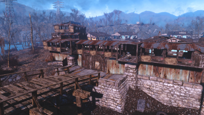 Fallout 4: Settlements ©Bethesda/Reddit/TCESilver
