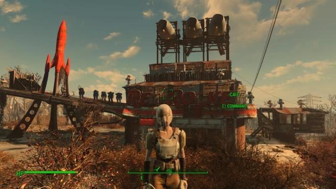 Fallout 4: Siedlungen ©Bethesda/Reddit/jonleepettimore