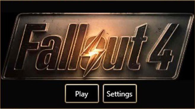 Fallout 4 Configuration Tool ©Bilago / nexusmods