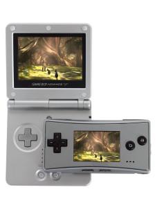 Gameboy Micro Im Vergleich zum Gameboy Advance SP wurde die Micro-Variante noch einmal deutlich verkleinert.