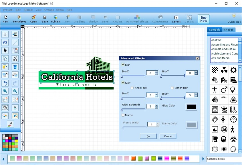Screenshot 1 - LogoSmartz