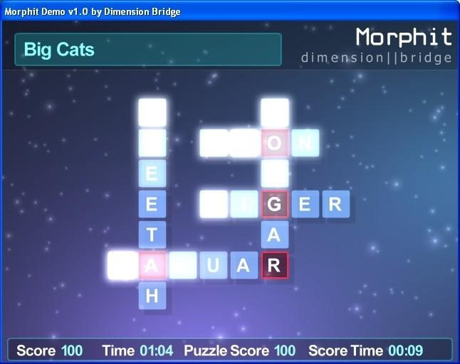 Screenshot 1 - Morphit