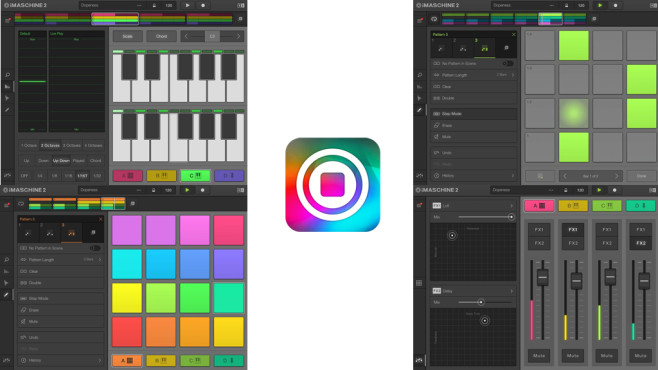 iMaschine 2 © Native Instruments GmbH
