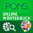 Icon - Pons Online-Wörterbuch (Windows-10-App)