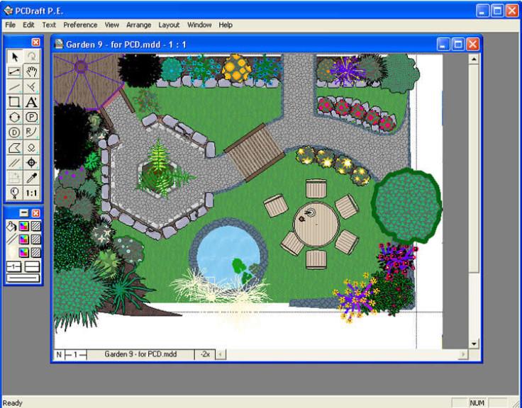 Screenshot 1 - PC Draft PE