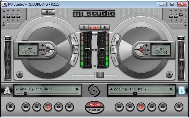 Screenshot 1 - MJ Studio