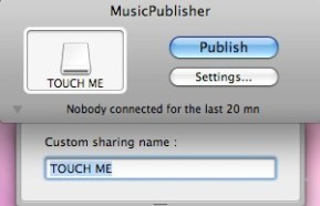 MusicPublisher (Mac)