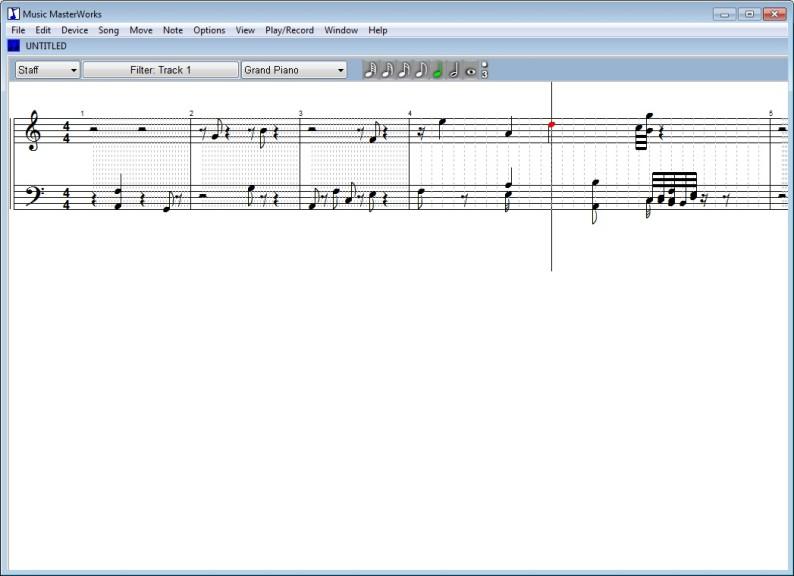 Screenshot 1 - Music MasterWorks