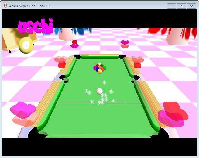 Screenshot 1 - Amju Super Cool Pool