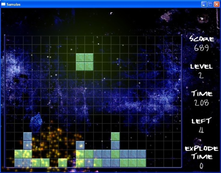 Screenshot 1 - Samulos