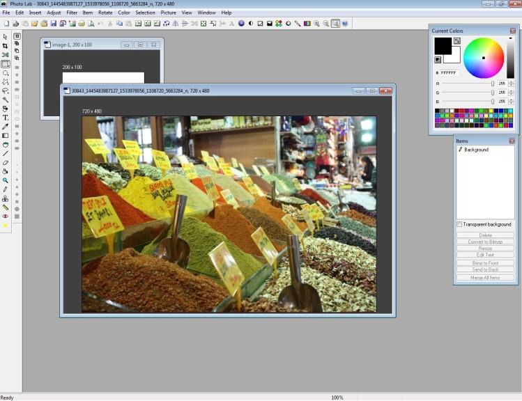 Screenshot 1 - Photo Lab