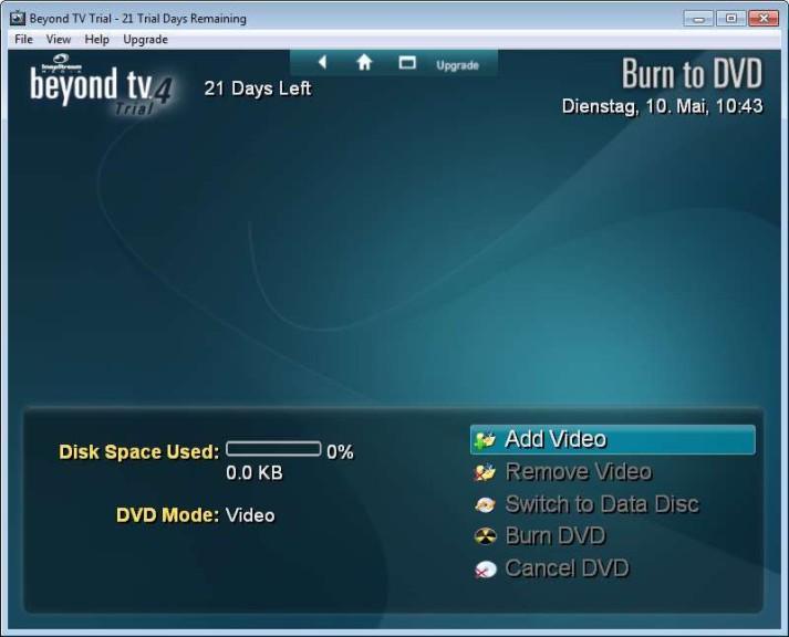 Screenshot 1 - Beyond TV
