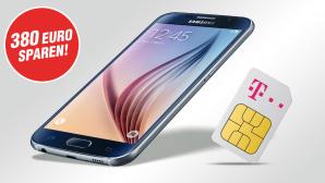 Top Telekom-Tarif plus Galaxy S6 sichern©Samsung/Telekom/GetHandy/Mobilcom Debitel/COMPUTER BILD