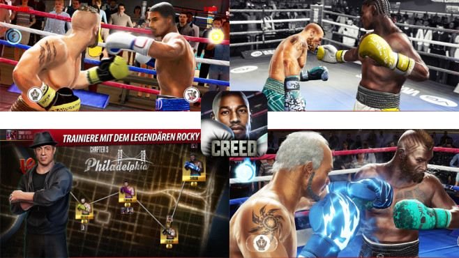 Real Boxing 2 – Creed © Vivid Games