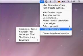 GimmeSomeTune (Mac)