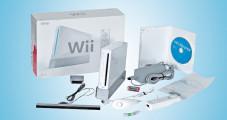 """Nintendos Konsole Wii wird mit allerhand Zubehör und der Spielesammlung """"Wii Sports"""" ausgeliefert."""