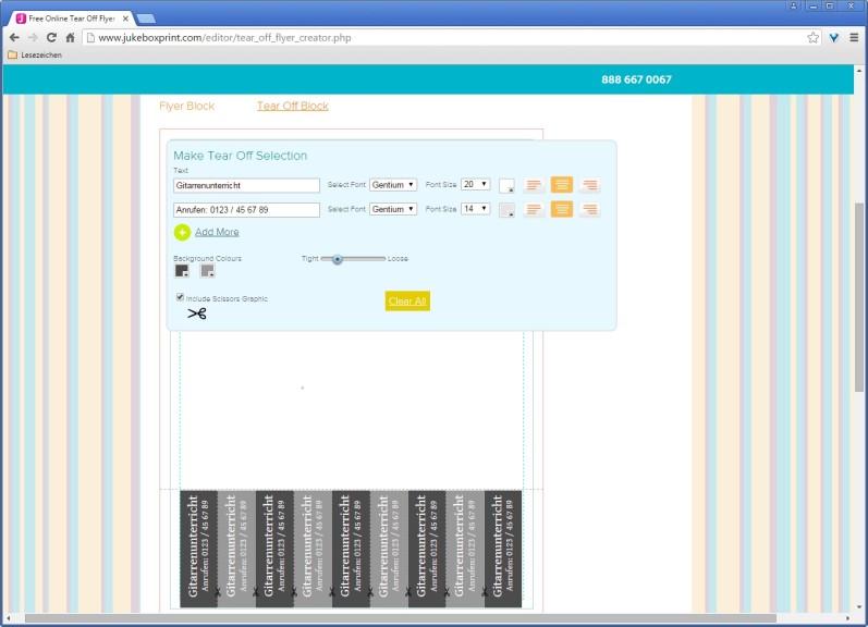 Abreißzettel selbst erstellen - Download - COMPUTER BILD