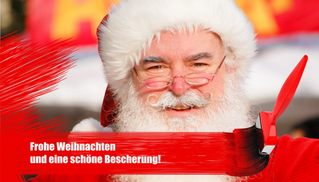 Ashampoo Photo Commander: Weihnachtsgrüße ©Ashampoo / Screenshot COMPUTER BILD