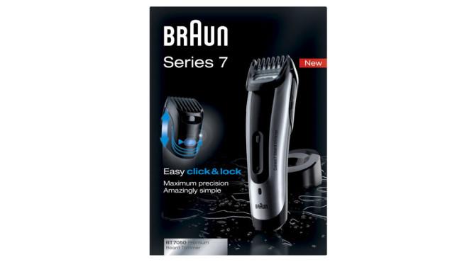 Braun Series 7 BT7050 ©Braun