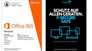 Office + F-Secure©Microsoft, F-Secure