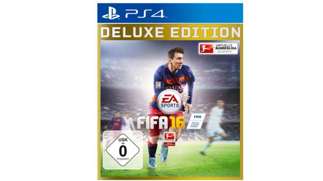 FIFA 16 – Deluxe Edition ©EA