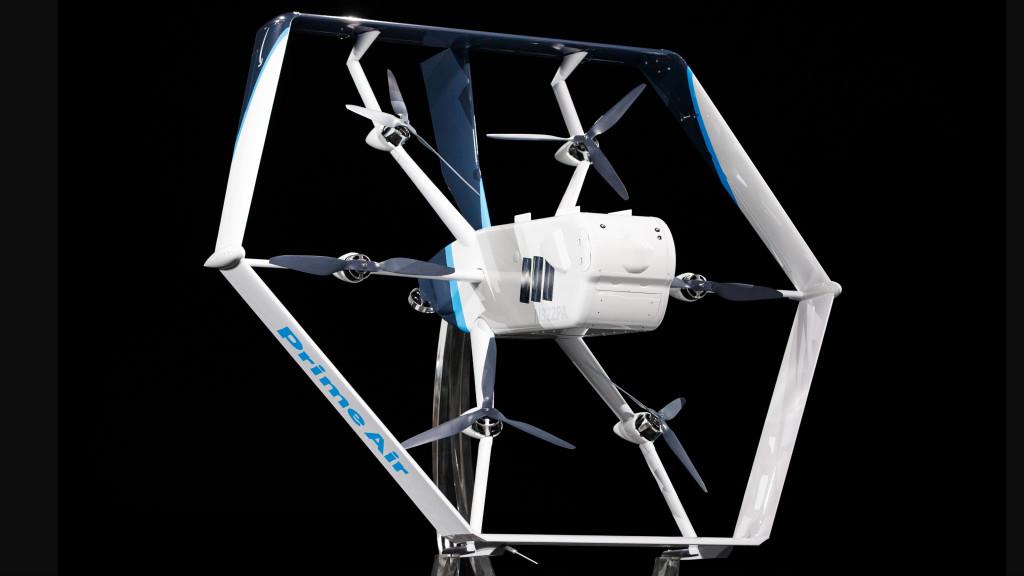 Amazon Prime Air: Drohne©Amazon