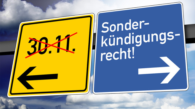 Sonderkündigung Kfz-Versicherung©stockWERK – Fotolia.com