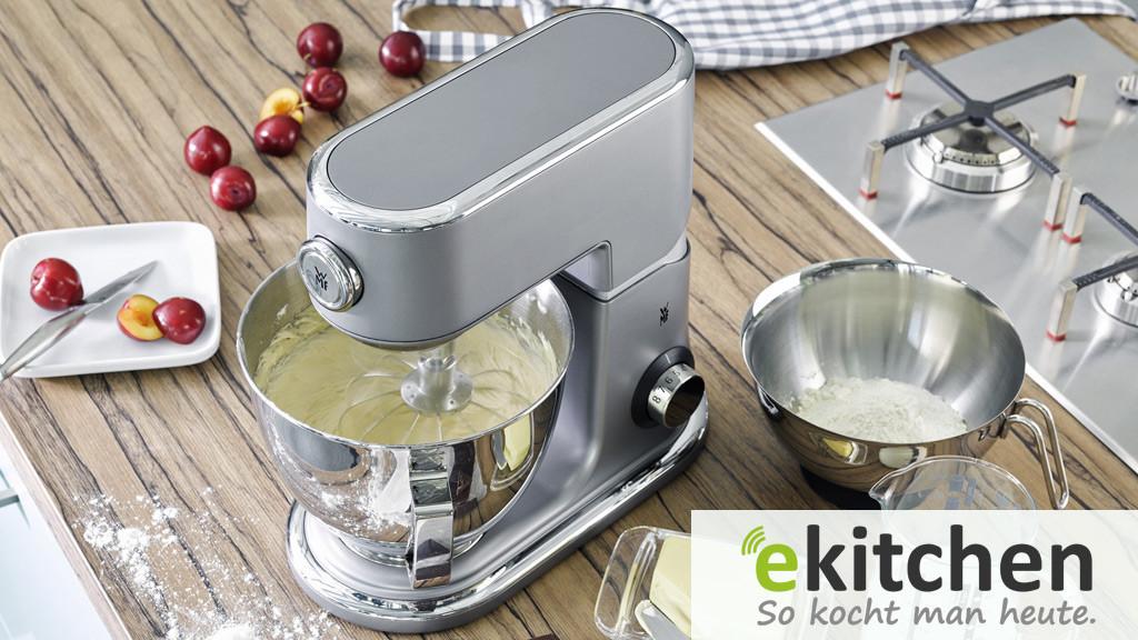 eKitchen-Test: Küchenmaschine WMF Profi Plus - COMPUTER BILD