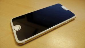 Blickschutzfolie iPhone 6©COMPUTER BILD