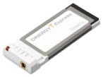 Speziell f�r Notebooks hat Terratec die Cinergy T Express entwickelt.
