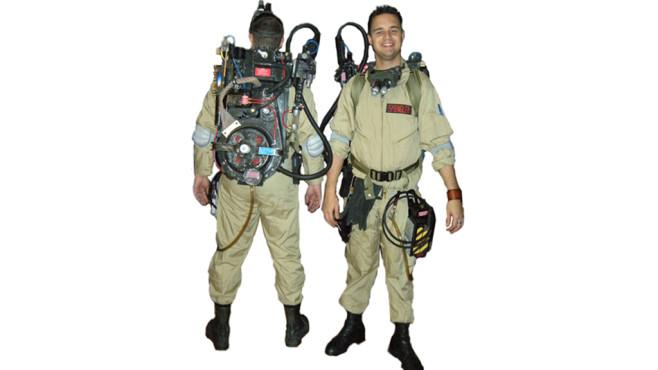 Ghostbusters: Protonen-Pack ©How to build a Proton Pack