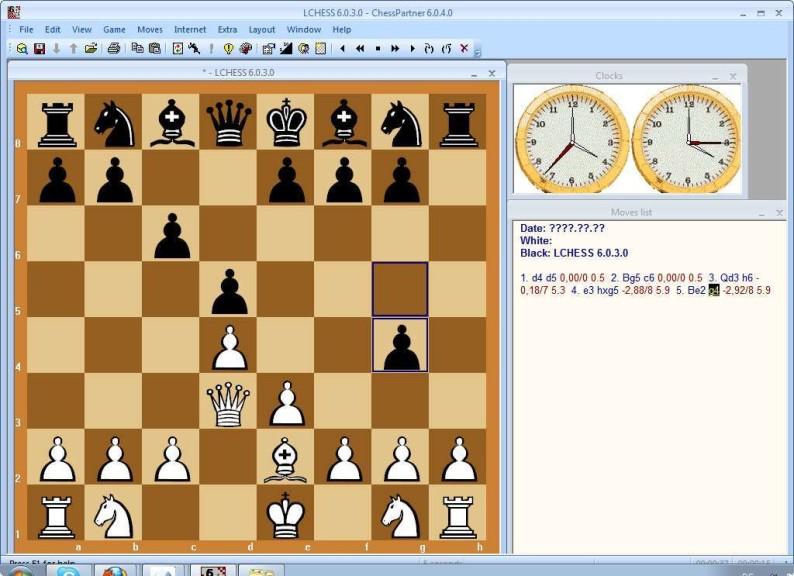 Screenshot 1 - ChessPartner