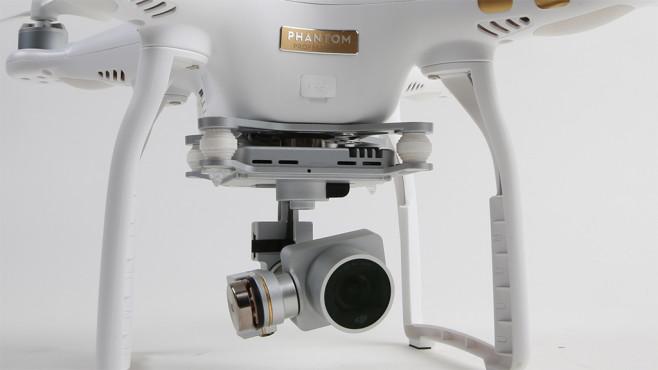 Kamera der DJI Phantom 3 Professional©COMPUTER BILD