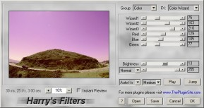 Harry's Filters (Mac)