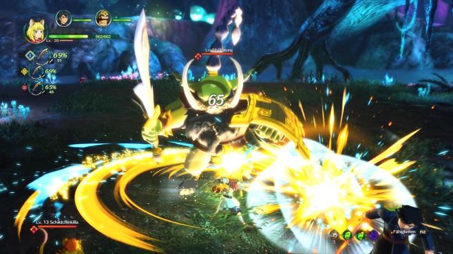 Ni No Kuni 2 – Schicksal eines Königreichs©Bandai Namco