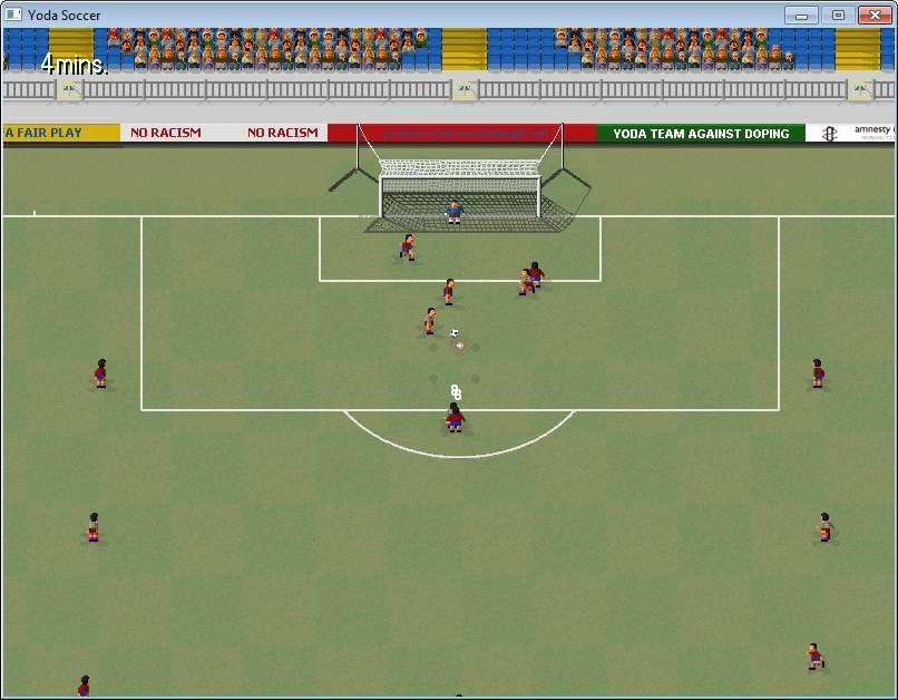 Screenshot 1 - Yoda Soccer