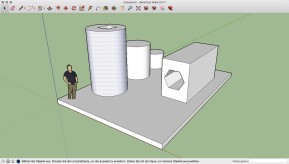 SketchUp Make (Mac)