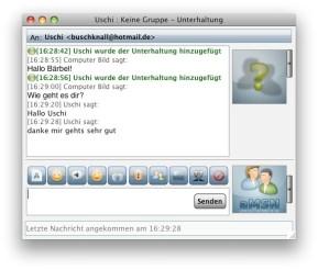 aMSN (Mac)
