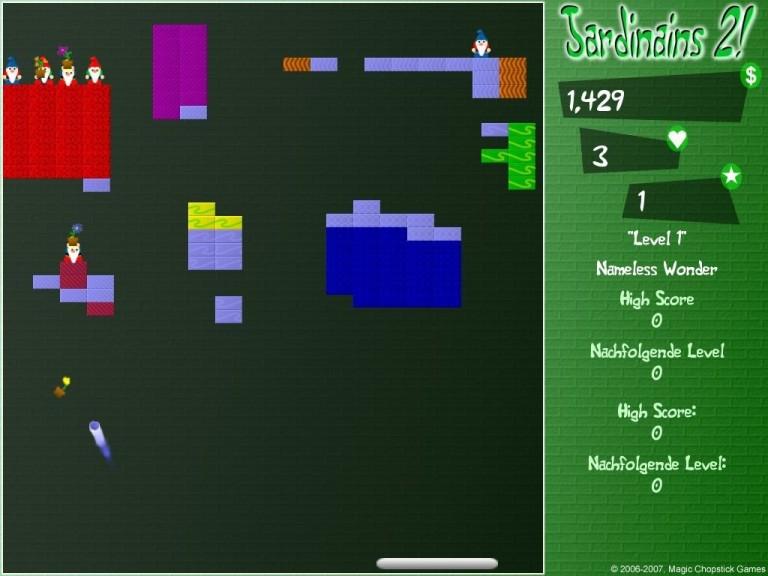Screenshot 1 - Jardinains 2