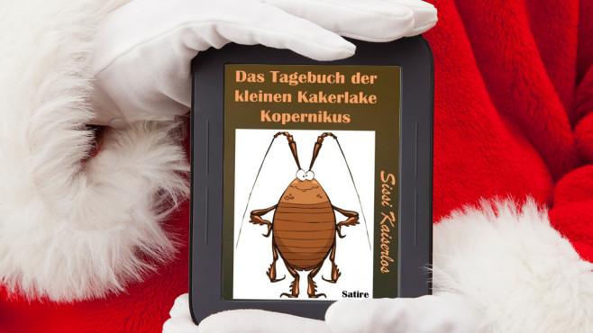 Das Tagebuch der kleinen Kakerlake Kopernikus ©BookRix