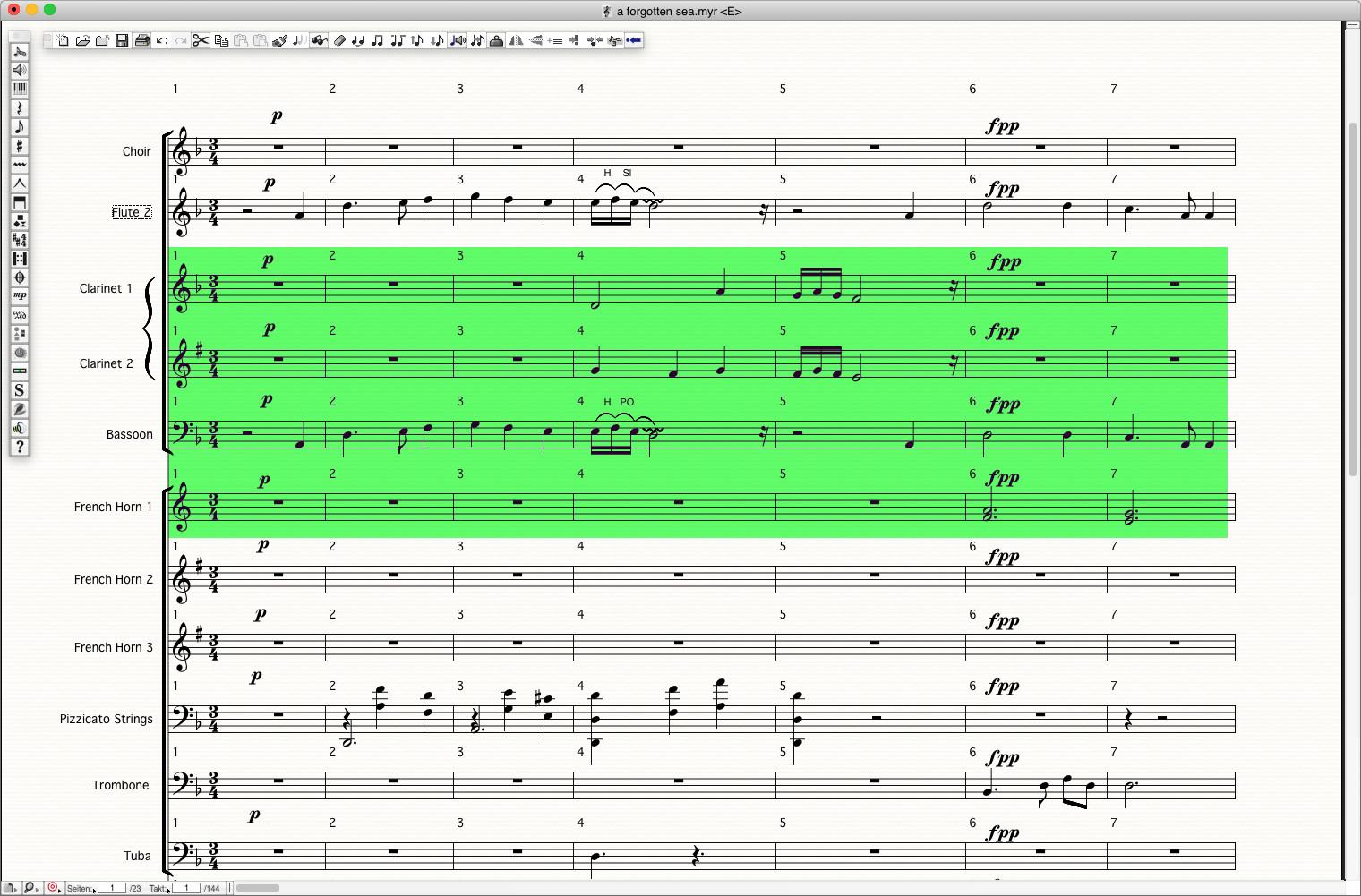 Screenshot 1 - Harmony Assistant (Mac)