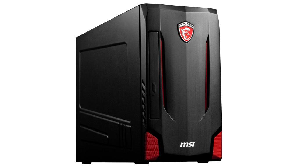 MSI Nightblade MI: Gaming-PC im Test - COMPUTER BILD SPIELE
