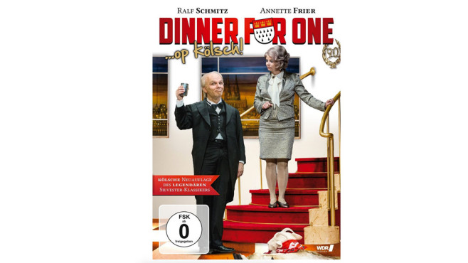 Dinner for One - Op Kölsch © WDR