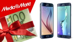 Samsung Galaxy S6 (Edge) bei Media Markt©Rubberball/Mike Kemp/gettyimages, Samsung, Media Markt