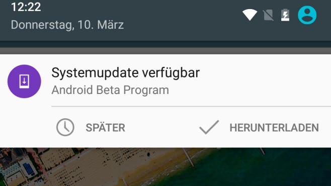 Android N: Preview ausprobiert©COMPUTER BILD, Google