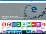 Windows 10: Edge-Browser © COMPUTER BILD