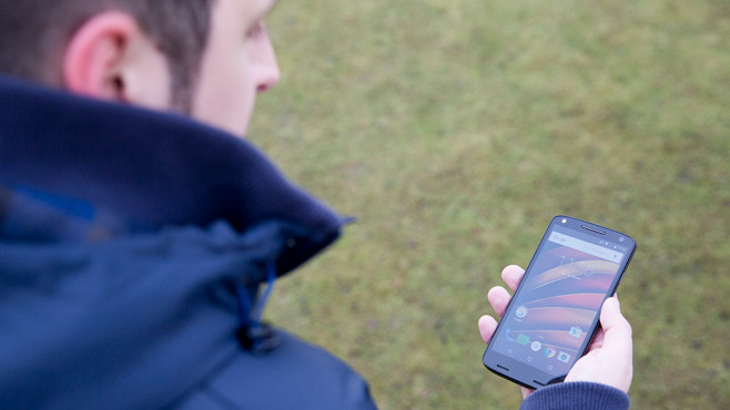 Motorola Moto X Force©COMPUTER BILD